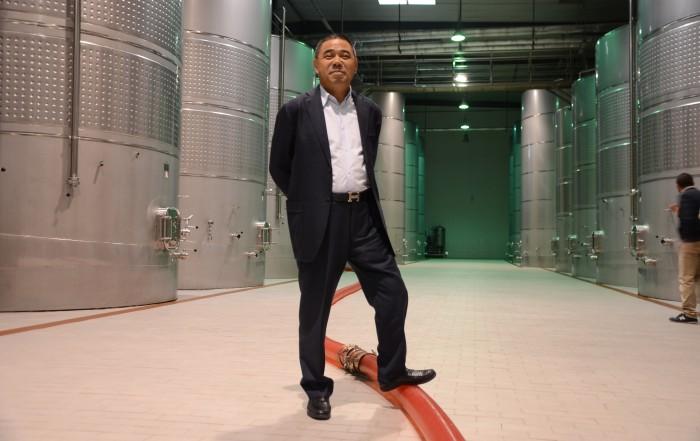 Mr Chen Qi, Ho-Lan Sol
